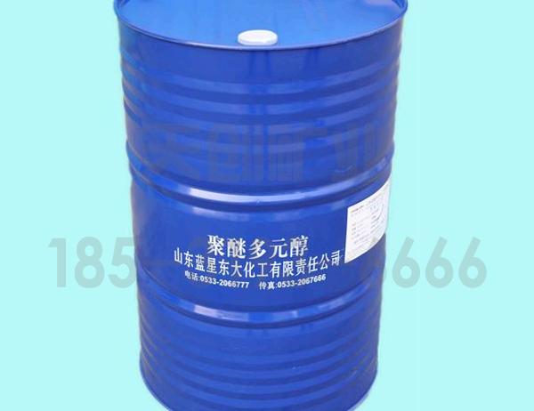 聚醚多元醇用途